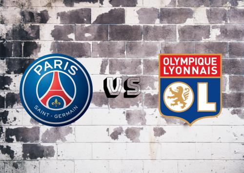 PSG vs Olympique Lyonnais  Resumen y Partido Completo