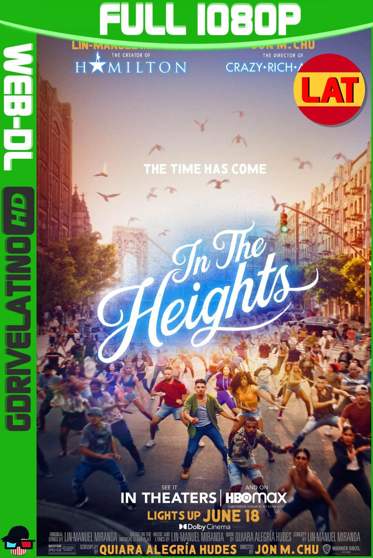 En un barrio de Nueva York (2021) HMAX WEB-DL 1080p Latino-Ingles MKV