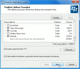 Tutorial Flash / Install OS BlackBerry
