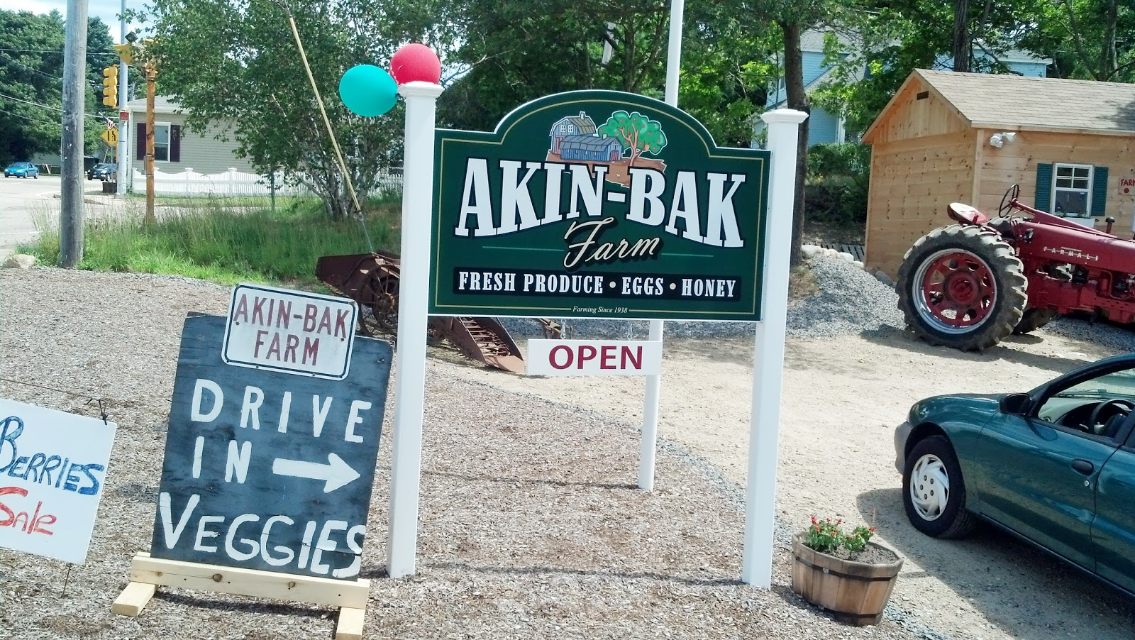 Akin Bak, one of three farms in Franklin that would benefit from this measure
