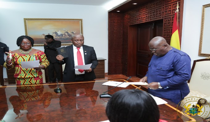 President Akufo-Addo Commends PURC For Electricity Tariff Reduction