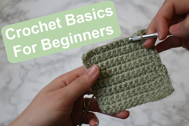 How To Crochet Crochet Basics For Beginners Krystal Everdeen