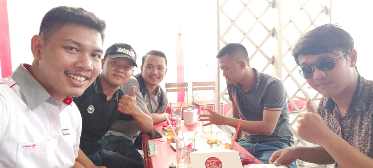 Tim Kuliah Kerja Nyata (KKN) Universitas 17 Agustus 1945 (UNTAG) Semarang || Kecamatan Brangsong, Kendal, Jawa Tengah, Indonesia. (1 Februari 2020 sd 2 Maret 2020)