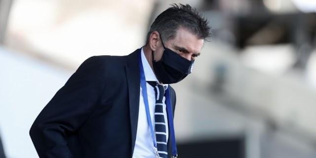 Eπιστολή Ζαγοράκη στην UEFA για το σκέτο «Μακεδονία» από τα Σκόπια
