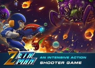 Zeta Man: Metal Shooter Hero Mod