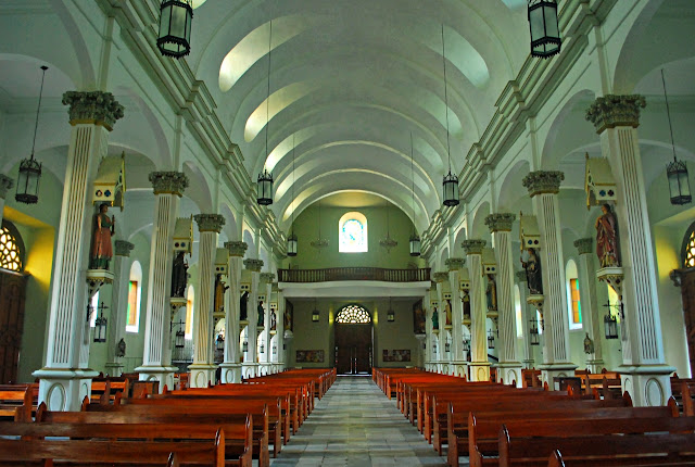 Old Churches in the Philippines