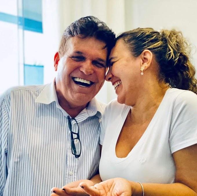 EUNÁPOLIS: Cidade comemora recuperação do ex-prefeito Paulo Ernesto que venceu a Covid (Ouça o áudio)