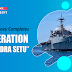 "Indian Navy Completes ""Operation Samudra Setu"""