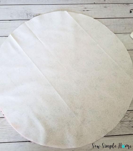 cinch makeup bag pattern