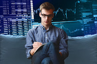 O que significa trading?