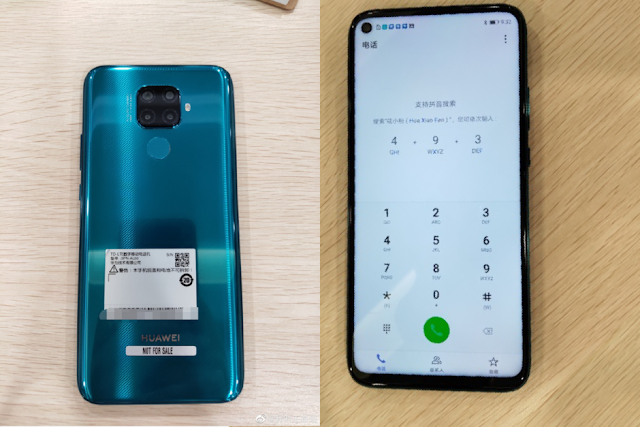 Mate 10 Lite could be the first phone to use HarmonyOS