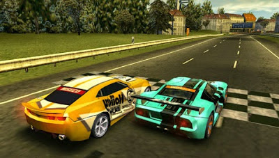 NFS ProStreet Android unlimited money