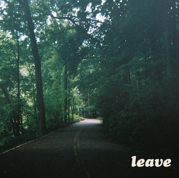 gnash released an ode with his latest single 'leave'