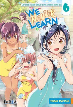 Manga: Review de We Never Learn Vol.6 de Taishi Tsutsui - Editorial Ivrea