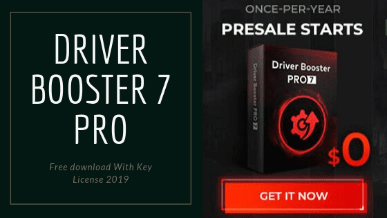 Driver Booster 7 PRO