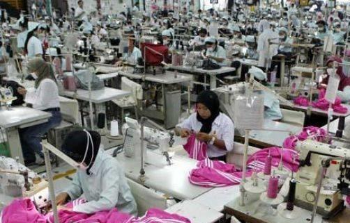 Daftar Pabrik Garmen – Textile di Indonesia