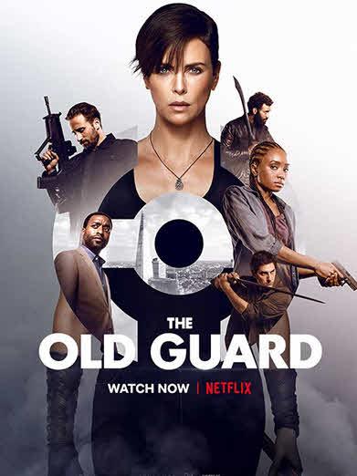 فيلم The Old Guard 2020 مدبلج اون لاين