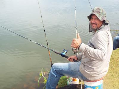 Pesca no Lago será liberada mais um vez no próximo domingo