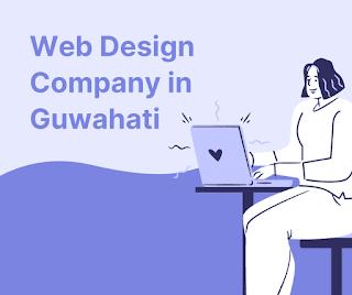 Top Web Design Company in Guwahati