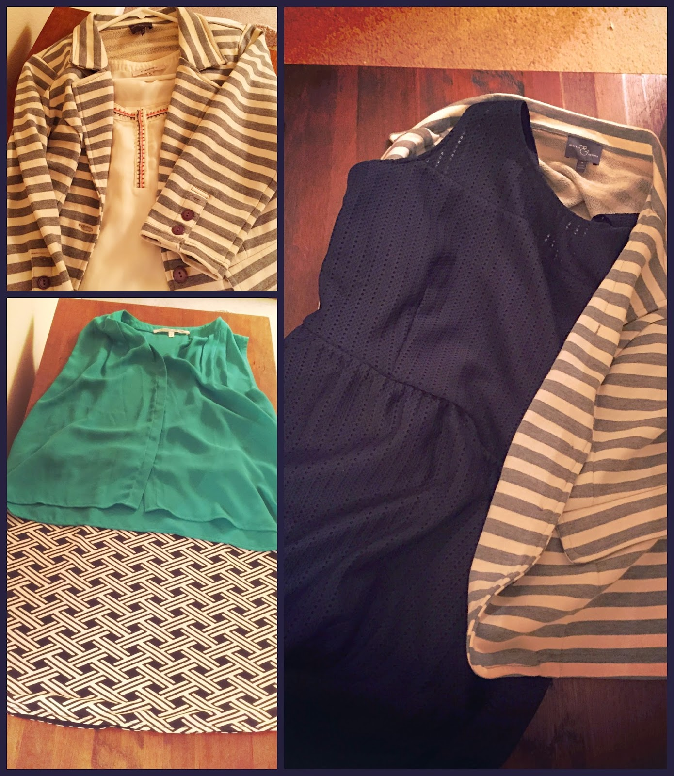 Stitch Fix #2, received 3/23/2015