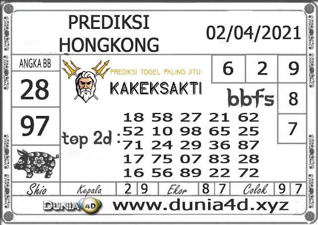 Prediksi Togel HONGKONG DUNIA4D 02 APRIL 2021