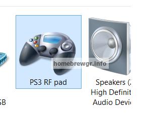 Σύνδεση οποιουδήποτε PS3 χειριστηρίου με το PC 1