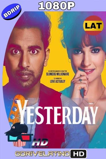 Yesterday (2019) BDRip 1080p Latino-Ingles MKV