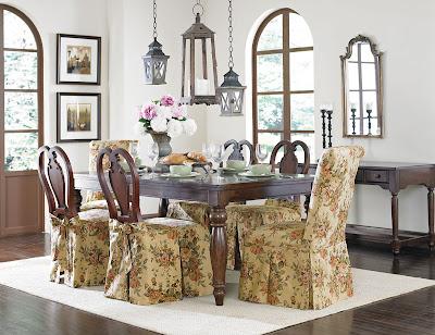 Prime Sure Fit Slipcovers Introducing Bridgewater Floral Waverly Inzonedesignstudio Interior Chair Design Inzonedesignstudiocom