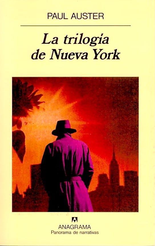 0bf50dfa75 LA TRILOGÍA DE NUEVA YORK (Paul Auster)