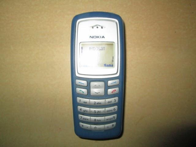 Nokia jadul 2100