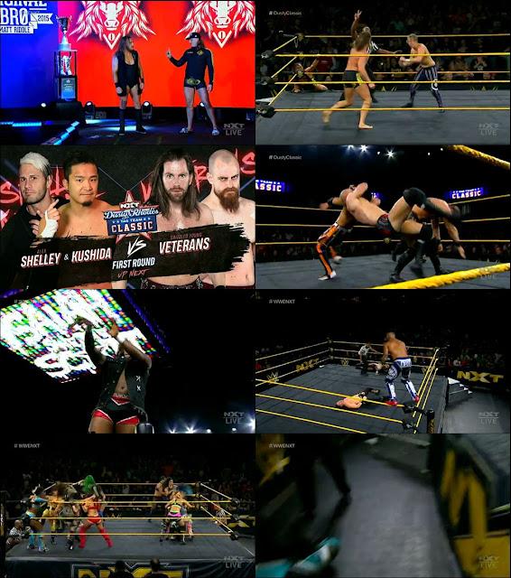 WWE NXT 15 January 2020 480p WEBRip
