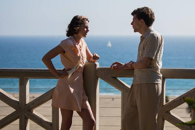 Tráiler español de 'Café Society' de Woody Allen