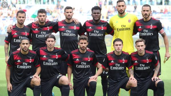 Jadwal Skuad AC Milan 2020
