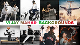 Vijay Mahar background