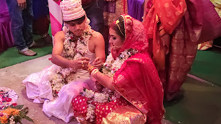 Arka mama's marriage