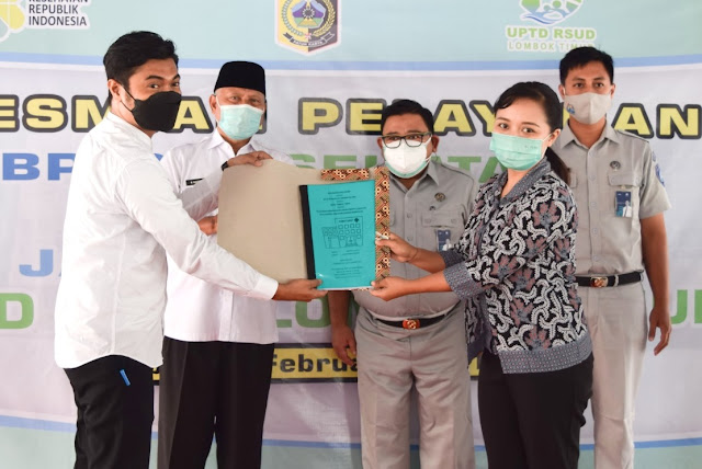 RSUD Lombok Timur siap melayani peserta BPJS Kesehatan dan Jasa Raharja