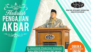 Mujahadah Rubuussanah Wahidiyah PSW Demak