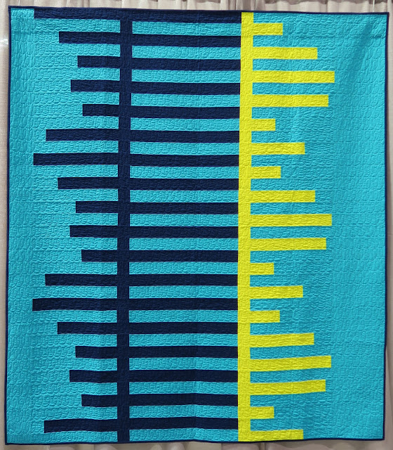 Quiltcon 2019 - Periodicity by Cheryl Brickey
