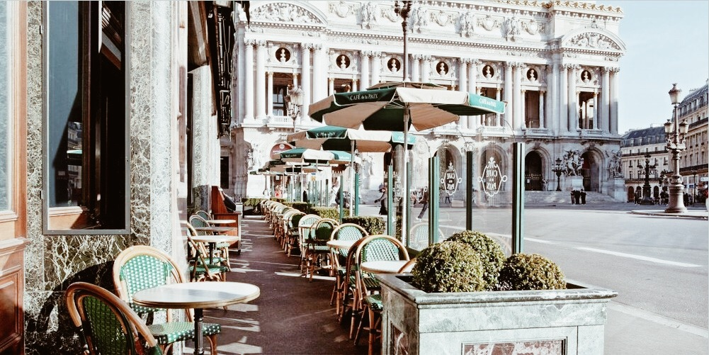 Weekday Wanderlust | Places: InterContinental Paris Le Grand Hotel, Paris