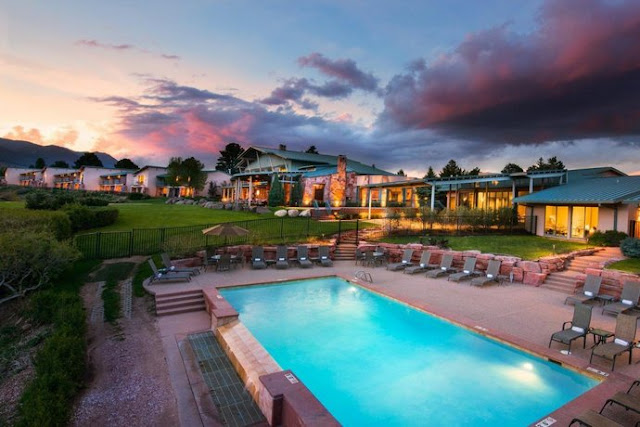 Since its founding in 1951, Garden of the Gods Resort and Club in Colorado Springs has existed as a set of inspired ideas, an approach to life that celebrates recreation, relaxation and refinement amid a setting of unrivaled natural splendor.