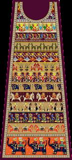 Madhubani Print Kurtis