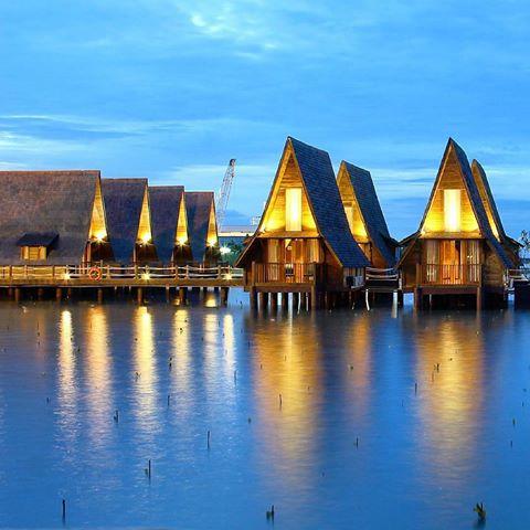 Tiny House bukan di luar negeri - Cirebon Waterland