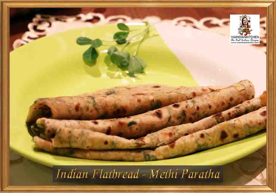 viaindiankitchen-flatbread-methi-paratha