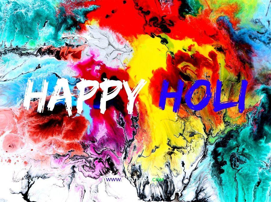 New Happy Holi