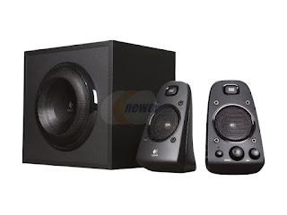 Logitech Z623 200 W 2.1 Speaker System