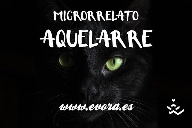 Microrrelato: Aquelarre