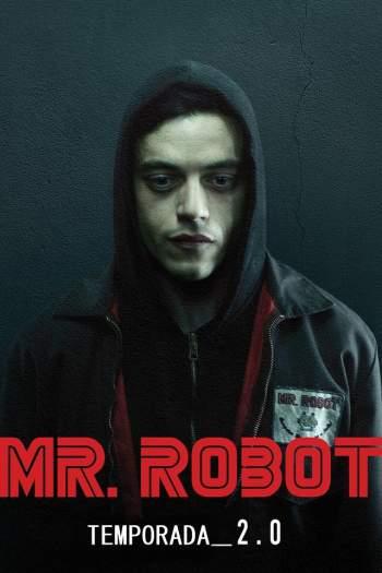 Mr. Robot 2ª Temporada (2017) Torrent – WEB-DL 720p Dual Áudio