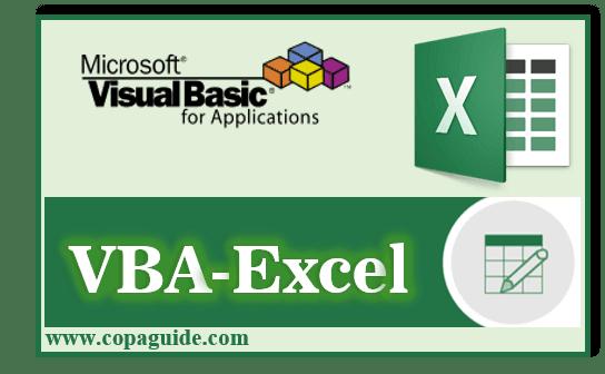 VBA Excel Worksheets Hindi Notes