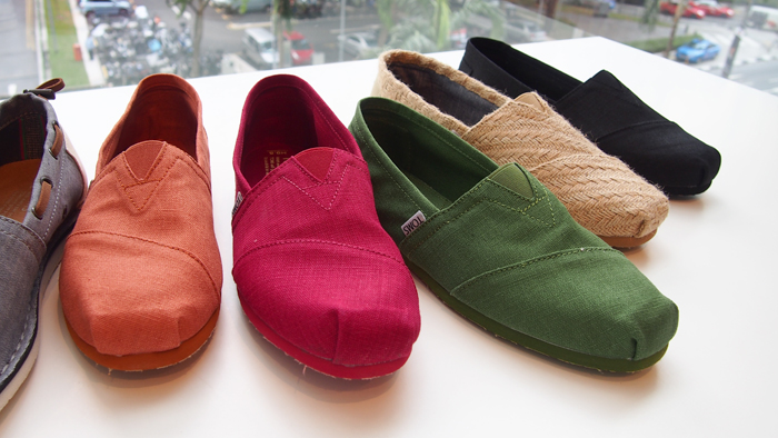 0952fa19710 ... shoe - The TOMS Summer 13 collection for Men has landed in stores! This  time
