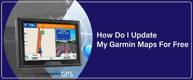 updating garmin maps manually